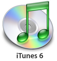 Logo for iTunes 6