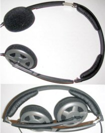 Photo of PX100 headphones