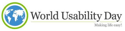 World Usability Day logo for 2007