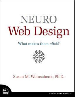 Book cover for Neuro Web Design