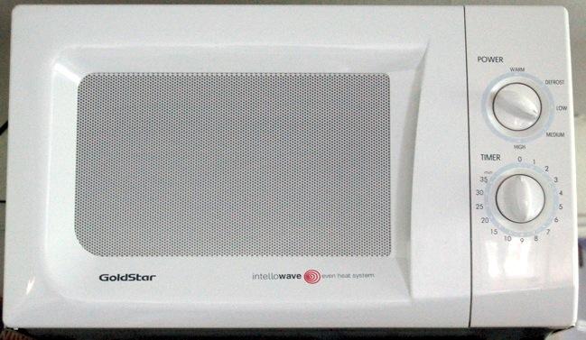 Critique Goldstar Microwave Oven Model Ma65111w